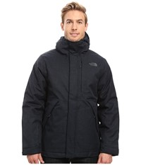The North Face Tweed Stanwix Jacket Urban Navy Tweed Men's Coat Black