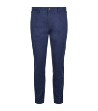 Polo Ralph Lauren Pima Cotton Chinos Male Navy