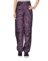 Jet Set Trousers Casual Trousers Women Purple