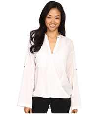 Lole Margot Tunic White Women's Blouse