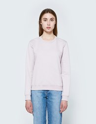 Need Crew Neck Sweatshirt In Mauve