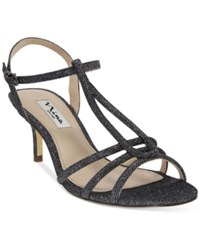 Nina Charece Strappy Evening Sandals Women's Shoes