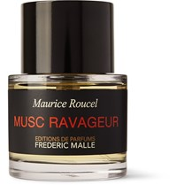 Frederic Malle Musc Ravageur Eau De Parfum Musk And Amber 50Ml Colorless
