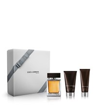 Dolce And Gabbana Parfums The One For Men Gift Set Edt 100Ml Unisex