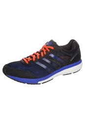 Adidas Performance Adizero Boston Boost 5 Lightweight Running Shoes Black Core Black Night Flash