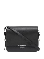 Burberry Small Leather Grace Bag Black