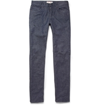 Loro Piana Tasche Slim Fit Jeans Blue