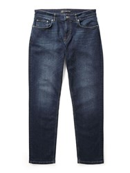 Henri Lloyd Men's Manston Denim Regular Fit Jeans Blue