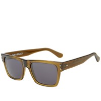 Our Legacy Faith Sunglasses Green