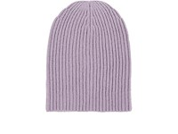 Barneys New York Women's Cashmere Beanie Light Purple