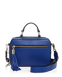 Milly Small Astor Satchel Blue