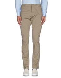 H Lls B Lls Trousers Casual Trousers Men Beige