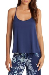 In Bloom By Jonquil Harmony Sleep Camisole Blue