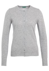 United Colors Of Benetton Cardigan Light Grey