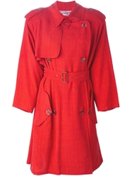 Jean Paul Gaultier Vintage Belted Trench Coat
