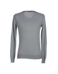 Become Knitwear Jumpers Men Grey