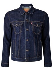 Levi's The Trucker Denim Jacket Blue Rinse