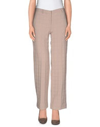 Maurizio Pecoraro Casual Pants Light Pink