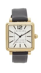 Marc Jacobs Vic Watch Gold Black