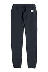 Kenzo Cotton Sweatpants Blue
