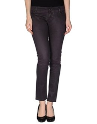 Meltin Pot Denim Pants Deep Purple