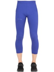 Falke Nylon Stretch Ski 3 4 Tights
