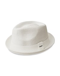 Bailey Of Hollywood Billy Braided Straw Hat White