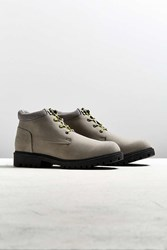 Urban Outfitters Uo Robert Low Lug Boot Grey