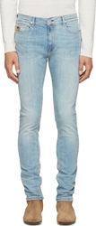 April77 Blue Faded Joey Ronnie Ashbury Jeans