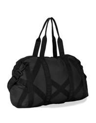 Under Armour Webbed Strap Duffel Bag Black
