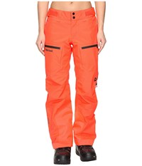 Marmot Cheeky Pants Neon Coral Women's Casual Pants Orange