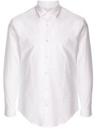 Cerruti 1881 Fitted Long Sleeve Shirt 60