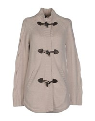 Snobby Sheep Knitwear Cardigans Women Beige