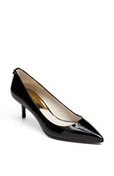 Michael Michael Kors Women's Kitten Heel Pump Black