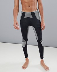 Protest Blaine Thermo Pants In Black