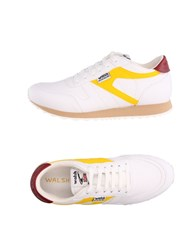 Walsh Sneakers White