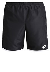 Lotto Aydex Ii Sports Shorts Black White