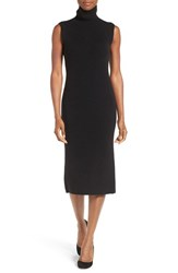 Nordstrom Women's Collection Wool Blend Rib Sweater Dress