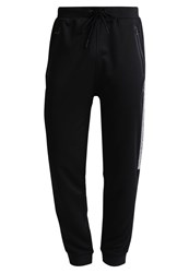 Your Turn Active Tracksuit Bottoms Black