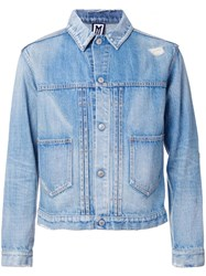 Myne Classic Denim Jacket Blue