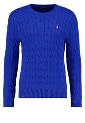 Polo Ralph Lauren Jumper Heritage Royal Royal Blue