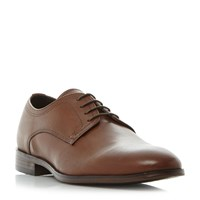 Linea Recording 1 Smart Lace Up Gibson Shoes Brown