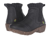 El Naturalista Yggdrasil Ne23 Black 1 Women's Shoes