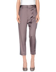 Haider Ackermann Trousers Casual Trousers Women Dove Grey