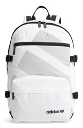 Adidas Originals Eqt Backpack White White Black