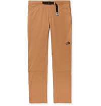 The North Face Stretch Shell Trousers Brown