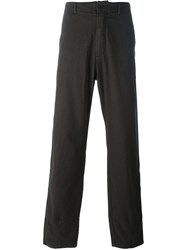Universal Works Loose Fit Trousers Brown