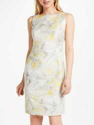 Bruce By Bruce Oldfield Jacquard Shirt Dress Yellow