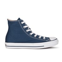 Converse Chuck Taylor All Star Canvas Hi Top Trainers Navy