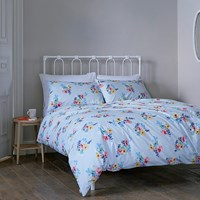 Cath Kidston Painted Posy Duvet Cover Blue